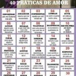 Quaresma – 40 práticas de amor