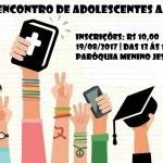 5º Encontro de adolescentes AJEC