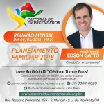 Pastoral do Empreendedor – Planejamento Familiar 2018