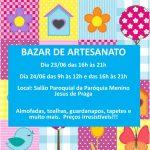 Bazar de artesanato