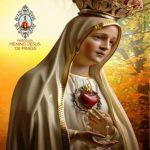 Visita da Imagem peregrina do Imaculado Coração de Maria