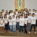 1º Eucaristia.