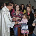 Missa da investidura dos novos ministros da comunhão eucarística