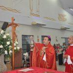 Missa da celebração do CRISMA 2018 - 30/06/2016 - Celebrante: Dom Thomé