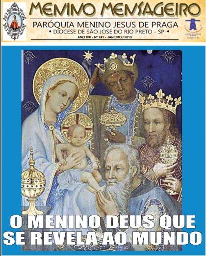 Jornal Menino Mensageiro Janeiro 2019