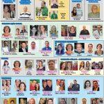 Coordenadores das Pastorais e Movimentos 2019