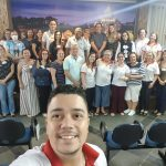 Encontro de Formação da Pastoral da Escuta na Paróquia Menino Jesus de PRAGA