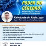 Palestra: O poder do cérebro 30/05/2019