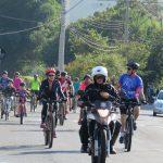 1° Missa para os Ciclistas e Passei Ciclístico