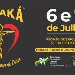Vem Aí BERAKÁ 2019 – dias 6 e 7 de Julho no Recinto de Exposições em São José do Rio Preto