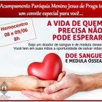 Doação de Sangue e Medula Óssea