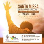 MISSA COM EMPREENDEDORES – JUNHO 2019