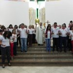 Missa de envio para a Pastoral da Escuta