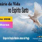 Seminário de Vida no Espírito Santo de 5/8/2019 a 16/09/2019