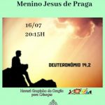 Grupo de Oração Terça-feira às 20hs