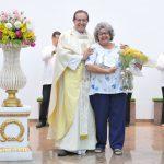 Fotos da missa de ação de graças da Ariuce