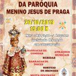 VEM AÍ A FESTA DO PADROEIRO MENINO JESUS DE PRAGA DIA 26/10