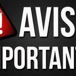 IMPORTANTE: Cancelamento da Missa da Penitência e Regras para as Missas aos Fins de Semanas